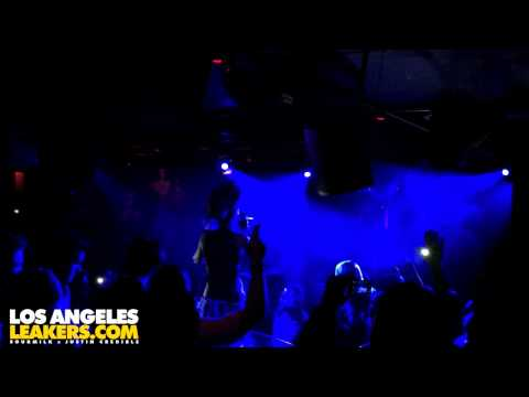 "Eva Simons performs ""Take Over Control"" (prod. Afrojack)"