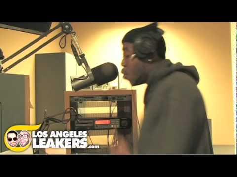 Freddie Gibbs X LA Leakers Freestyle