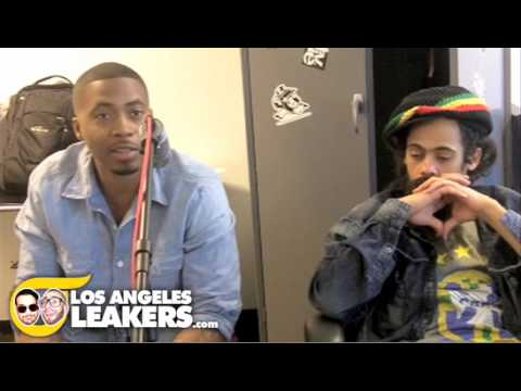 Nas x Damian Marley x LA Leakers: Nas on Hip Hop