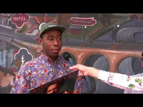 Video: Nardwuar – Interviews Odd Future At SXSW