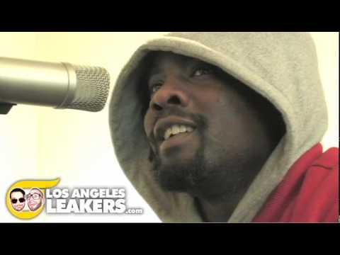 Wale Talks Super Bowl w/ The L.A. Leakers