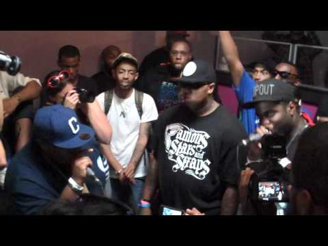 Video: Big K.R.I.T. Live At SXSW