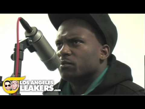 Fashawn w/ The Los Angeles Leakers!