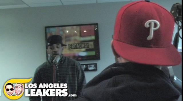 Lloyd Banks x LA Leakers