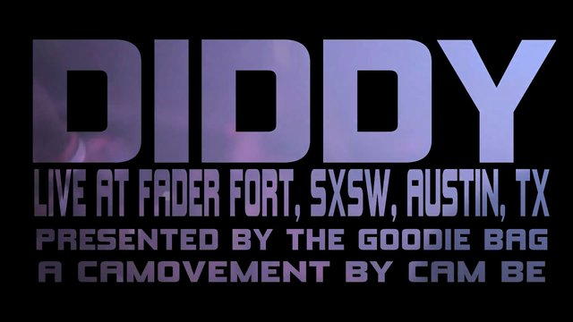 Video: Diddy Live At SXSW