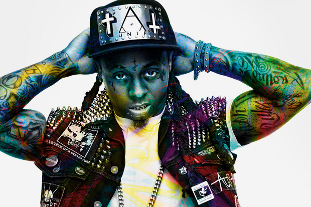 interview magazine lil wayne paris hilton