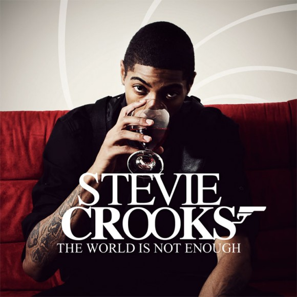 Stevie-Crooks-The-World-Is-Not-Enough-WINE-COVER-ALT-580x580