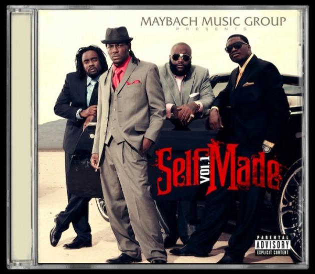 "Maybach Music ""Selfmade"" Artwork"