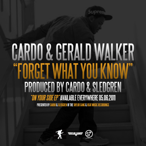 gerald walker forget what you know