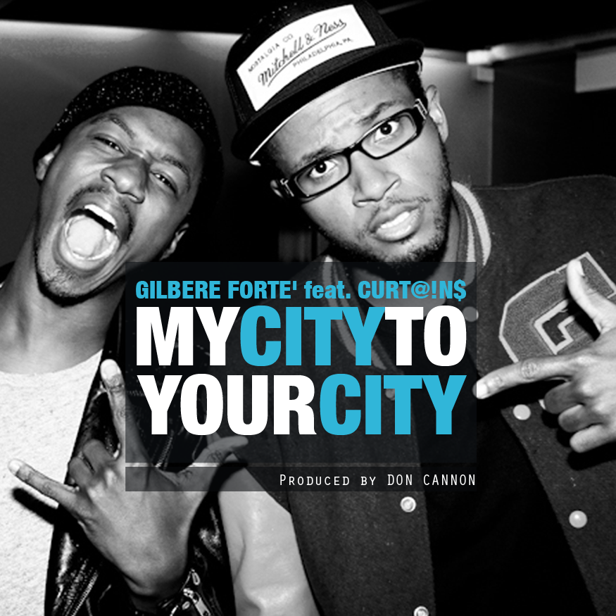 My City To Your City f. CurT@!n$