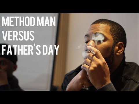 Video: Happy Father's Day From Method Man