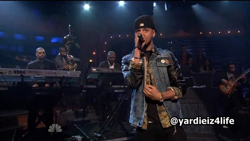 Video: J. Cole x The Roots – Can't Get Enough (Live On Jimmy Fallon)