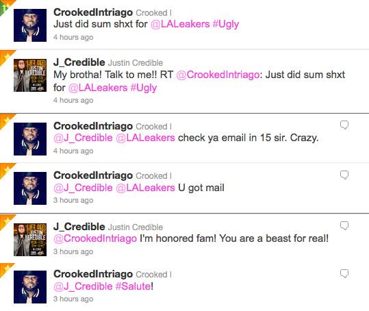 Crooked I LA Leakers Freestyle