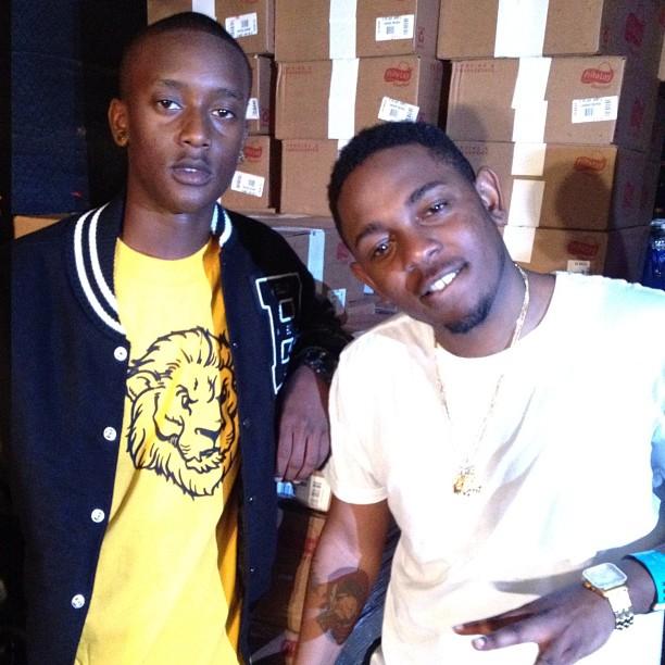 Buddy & Kendrick Lamar