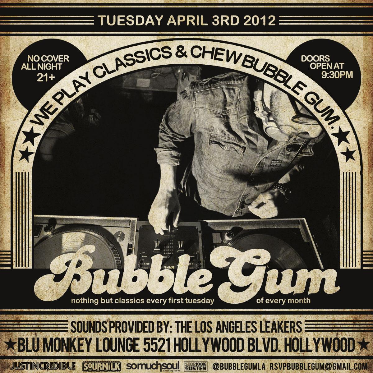 Bubblegum LA