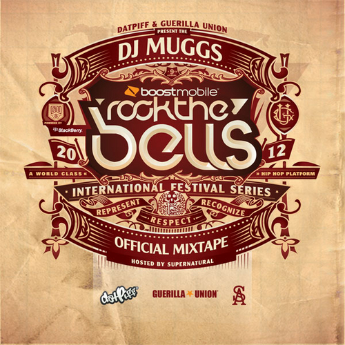 Rock The Bells Mixtape 2012