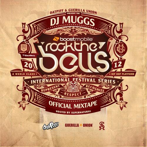 Rock The Bells Mixtape 2012