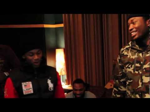 Meek Mill: Road To Dreamchasers 3 (Video)