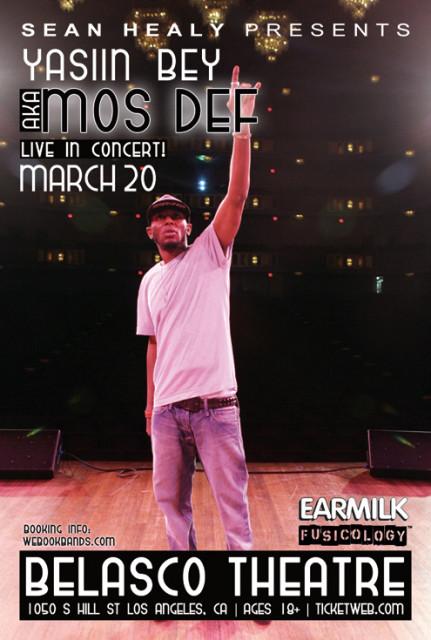 Mos Def Contest