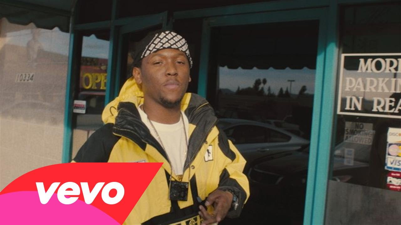 """Hit-Boy – """"Automatically"""" / """"Show Me Something"""" ft. B. Carr (Video)"""