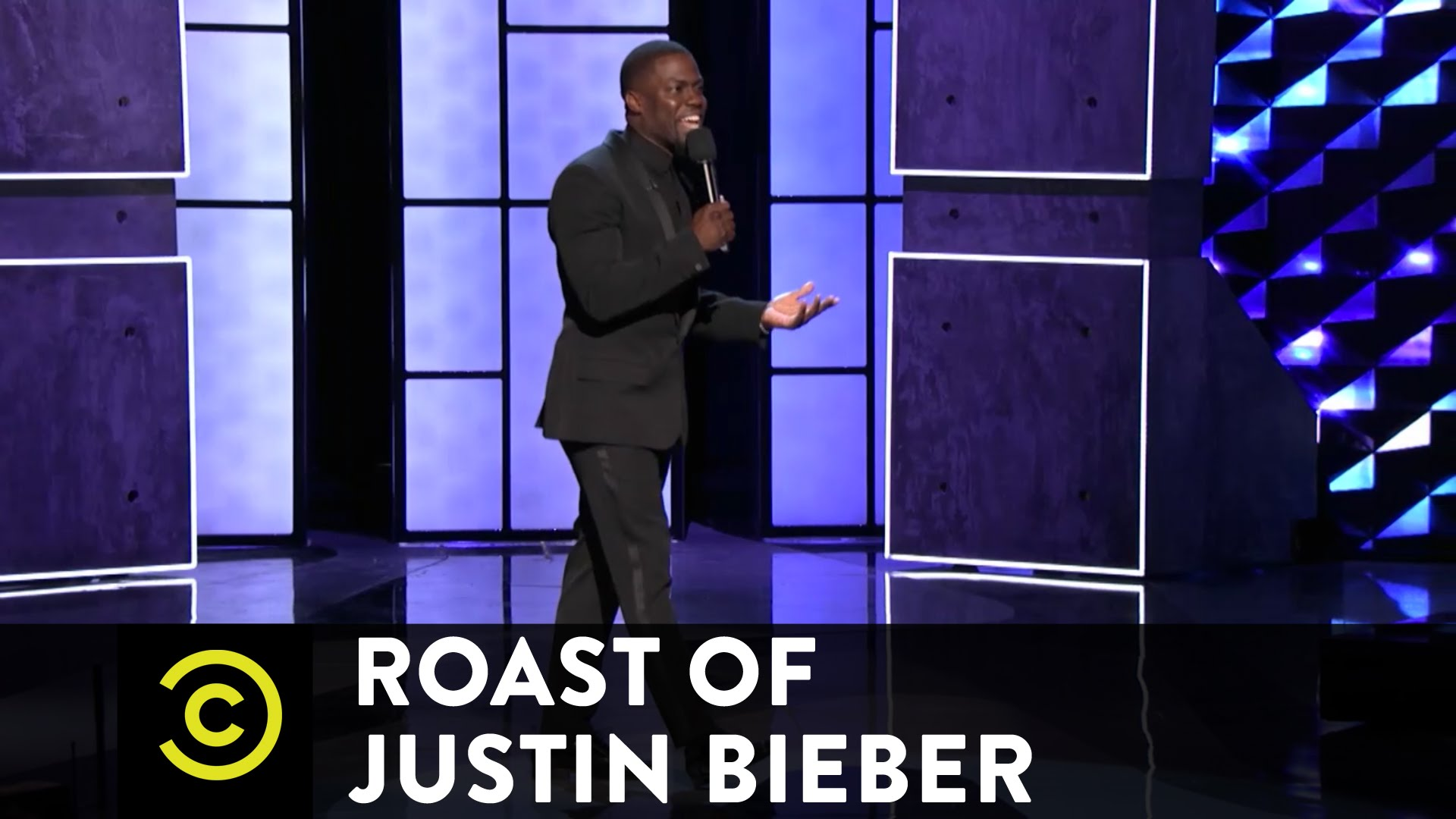 Justin Bieber Gets Roasted (Trailer)