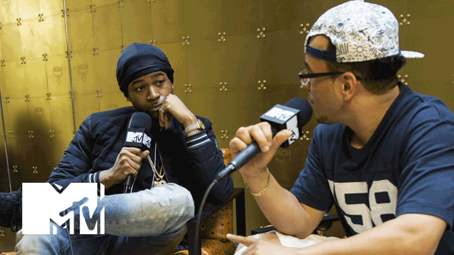 PartyNextDoor Opens Up About Working w/ Drake & His Musical Process (Video)
