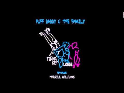 "Puff Daddy ft. Pharrell – ""Finna Get Loose"" (Audio)"