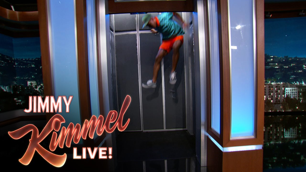 Tyler The Creator Goes On 'Jimmy Kimmel' (Video)