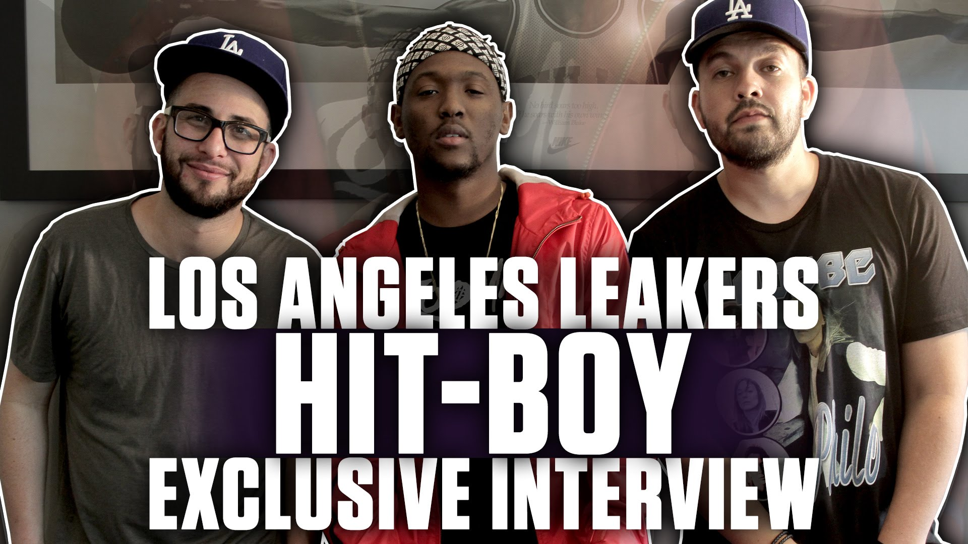 Hit-Boy Talks Upcoming Projects, Zoomin Movement, & More w/ The L.A. Leakers (Video)