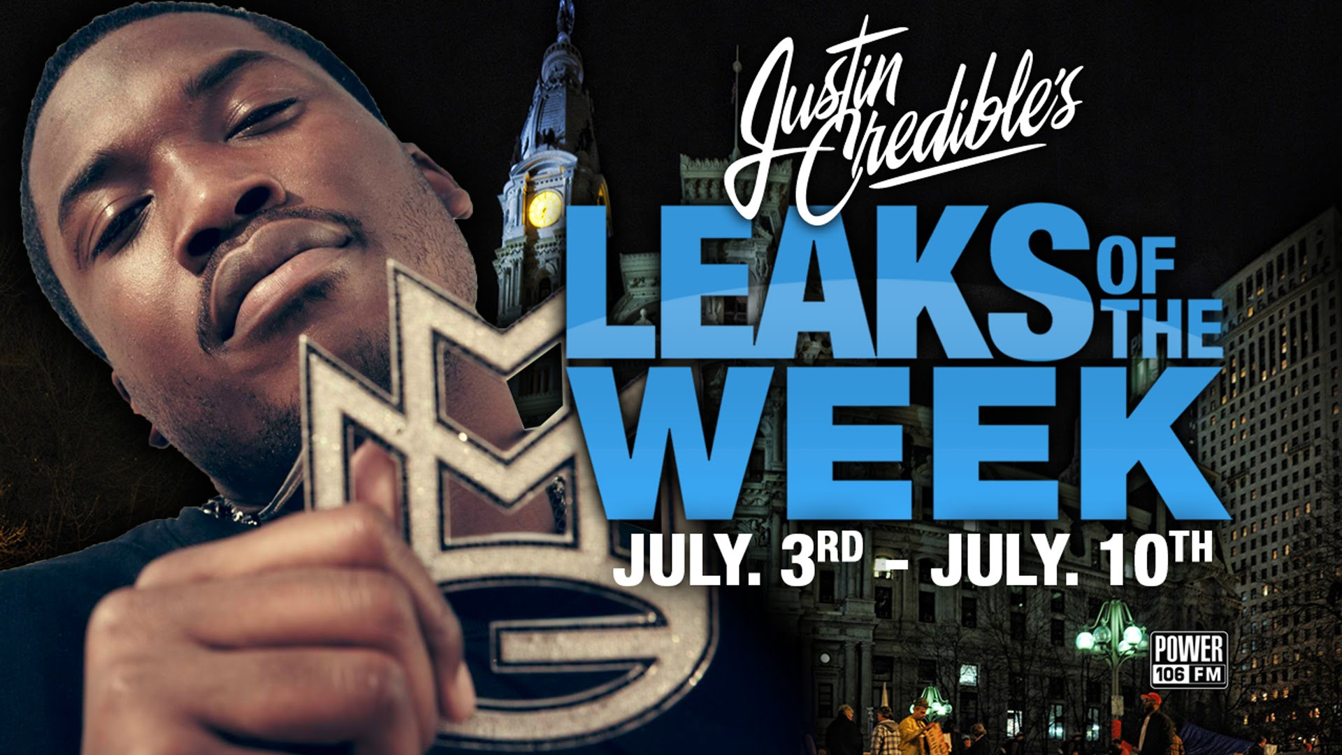 Justin Credible's #LeaksOfTheWeek w/ Meek Mill, Chris Brown, Diddy & The Game (Video)