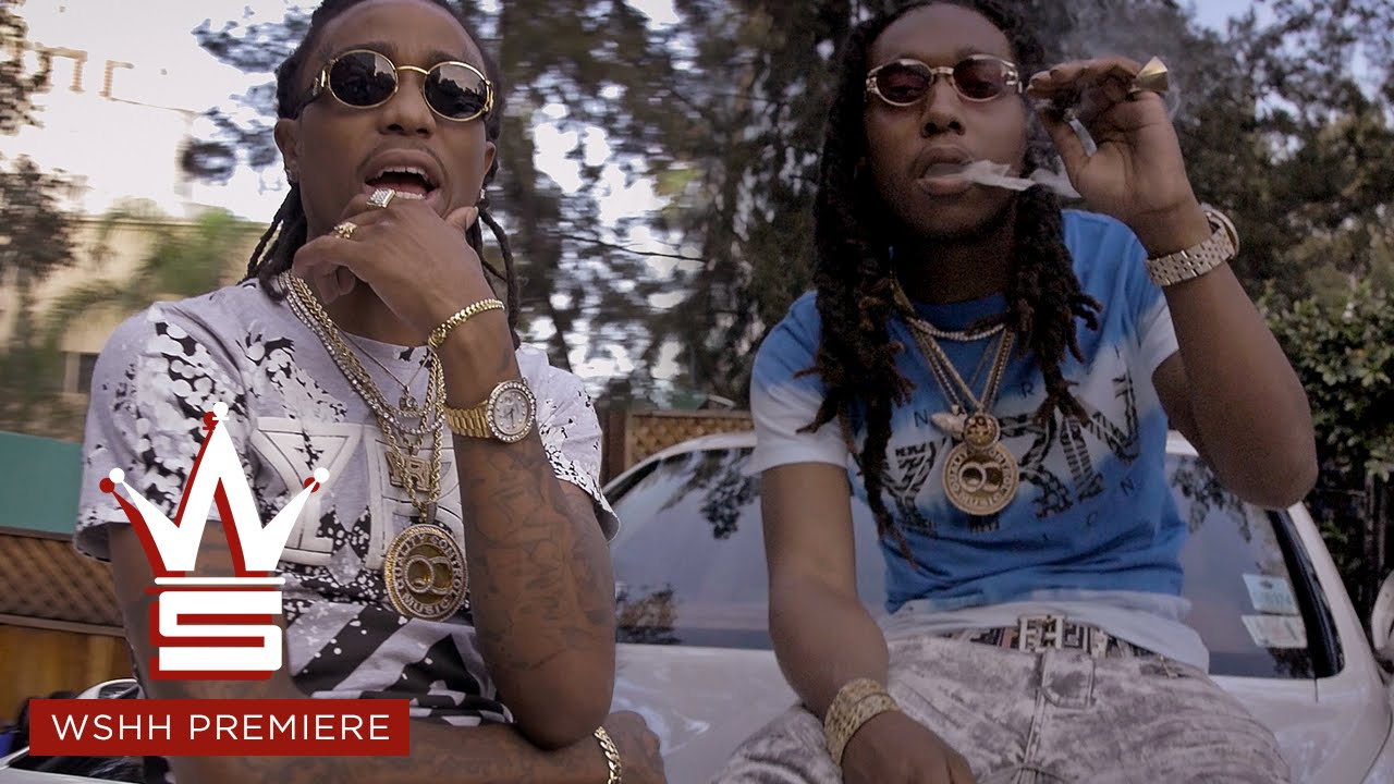 "Migos – ""Spray The Champagne"" (Video)"