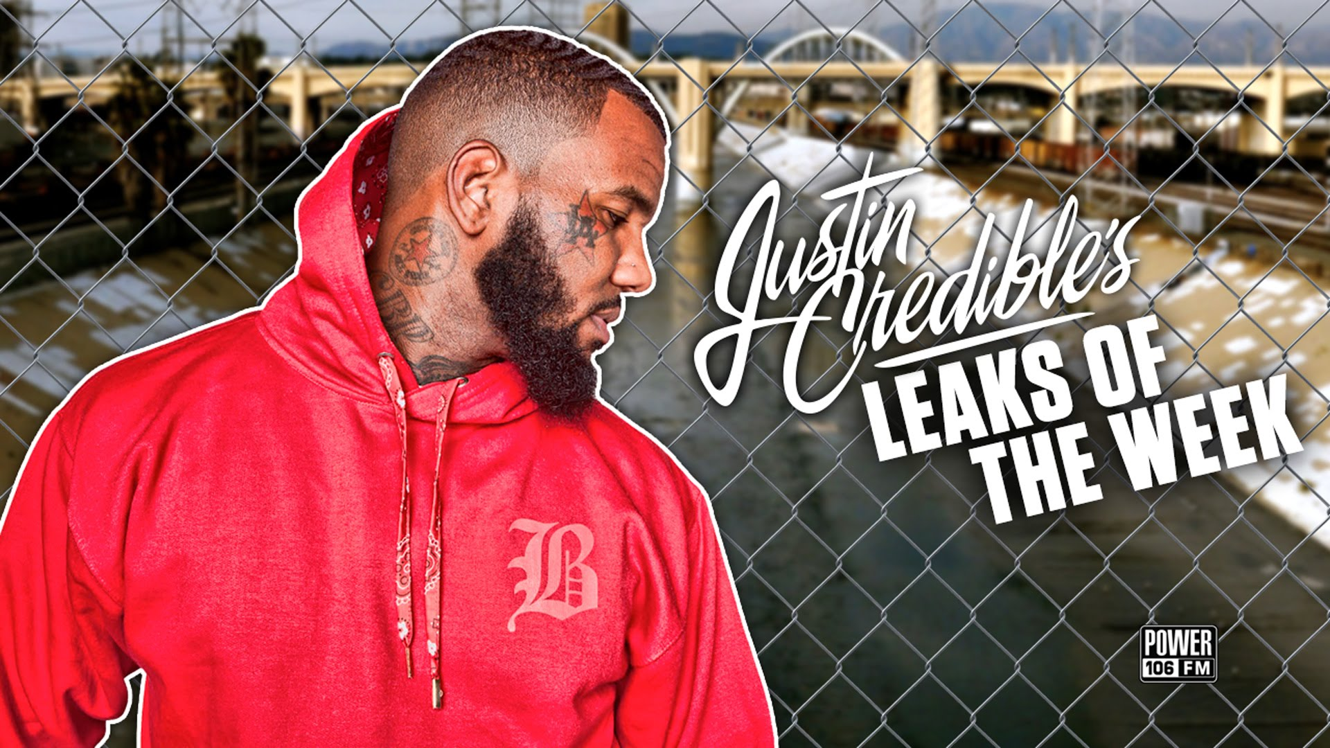 Justin Credible's #LeaksOfTheLeak w/ Rick Ross, The Game, Tinashe, Mac Miller (Video)