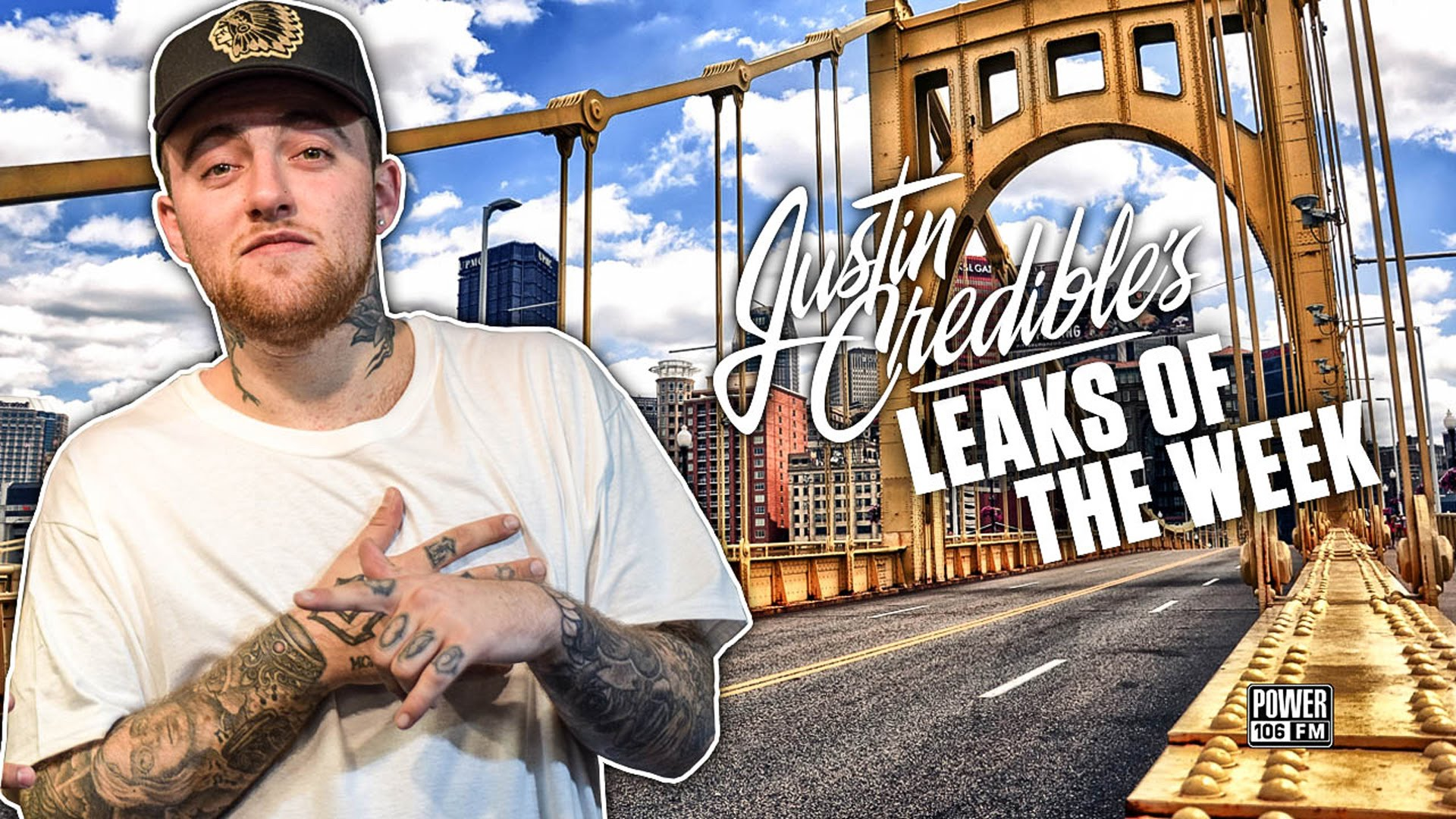 Justin Credible's #LeaksOfTheWeek w/ DJ Khaled, Joe Moses, & Mac Miller (Video)