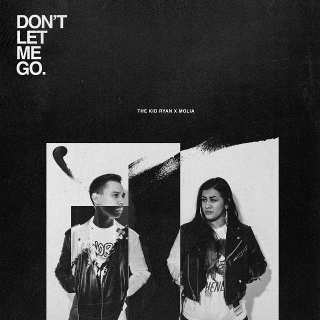 Don't Let Me Go Cover Art