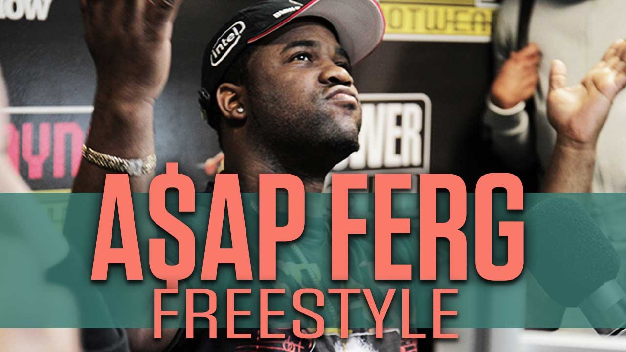 A$AP Ferg Freestyles Over Wu-Tang Beat On The Cruz Show (Video)