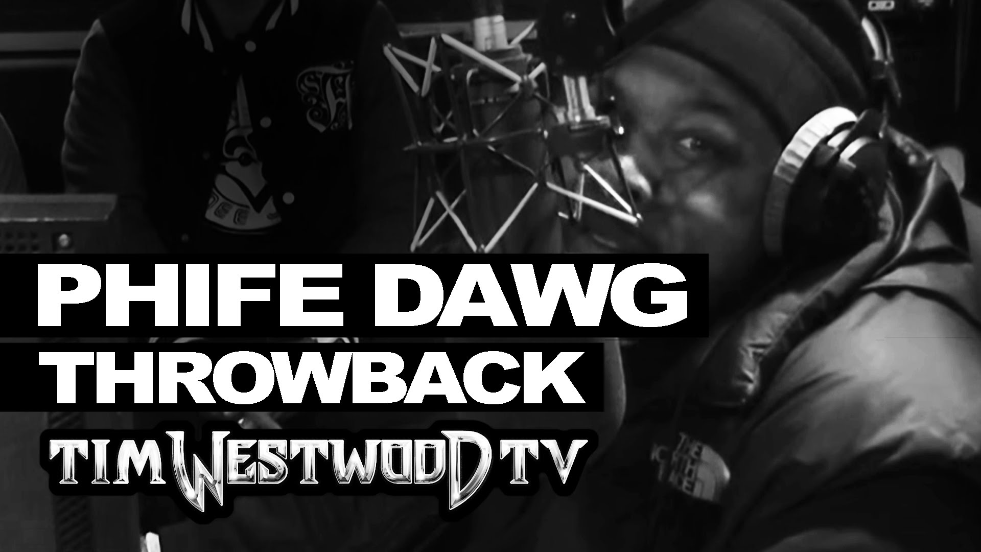 Tim Westwood Drops Exclusive Phife Dawg Freestyle