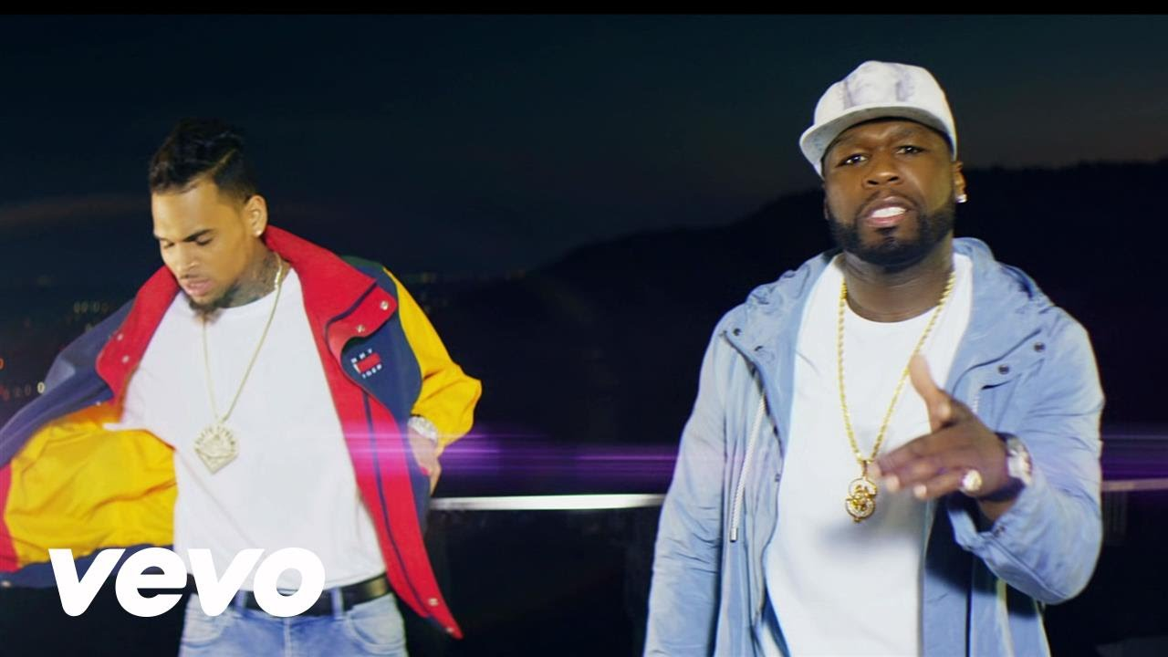 "50 Cent – ""I'm The Man"" (Remix) Feat. Chris Brown (Video)"