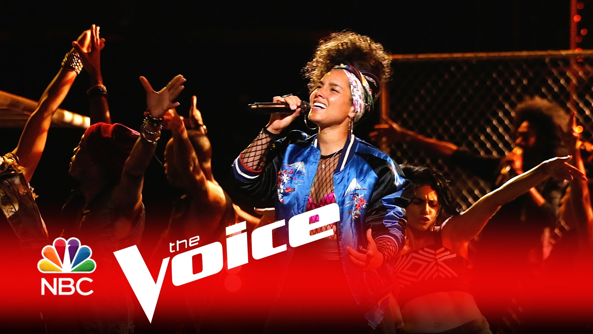 """Alicia Keys Performs """"In Common"""" On 'The Voice' (Video)"""