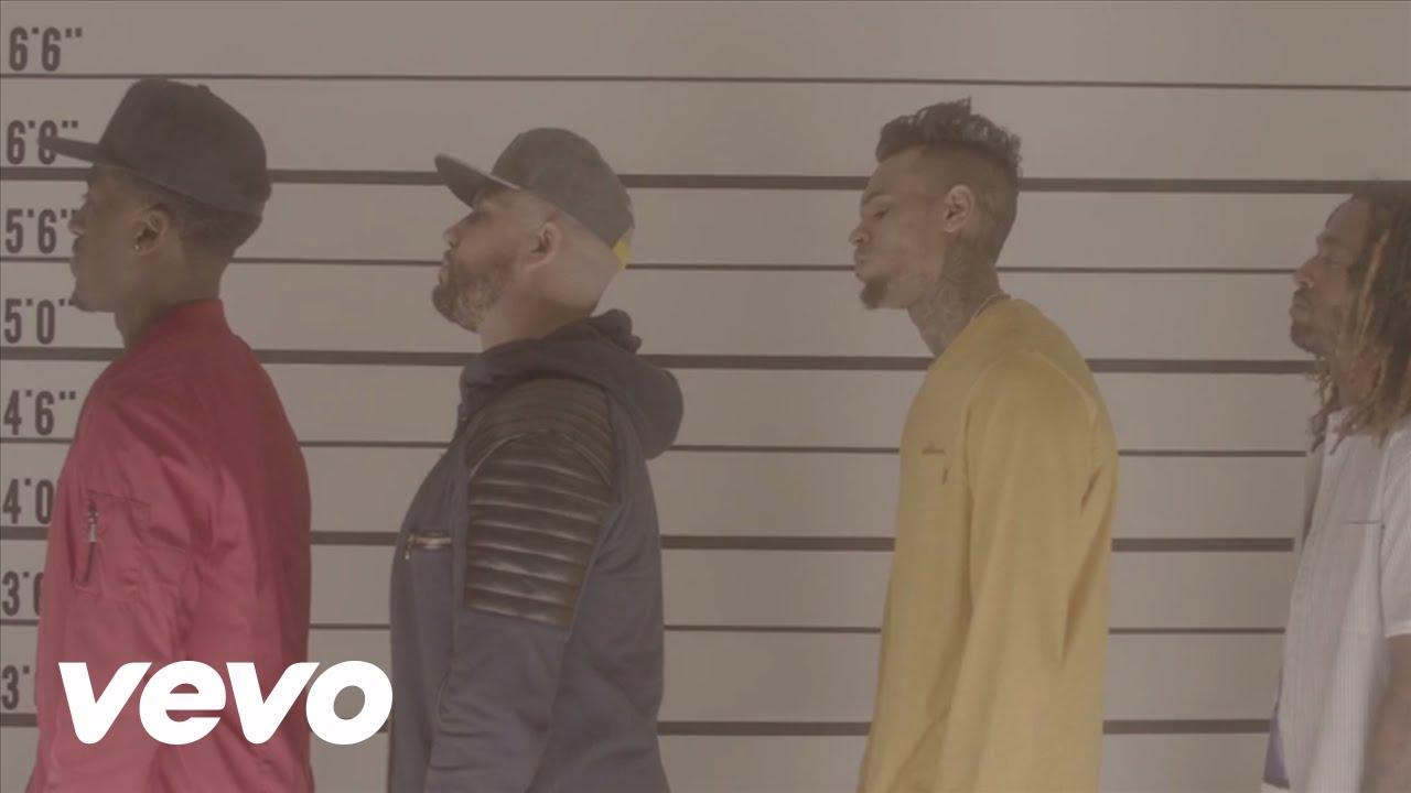 "DJ Drama ft. Chris Brown, Skeme, Lyquin – ""Wishing"" (Video)"