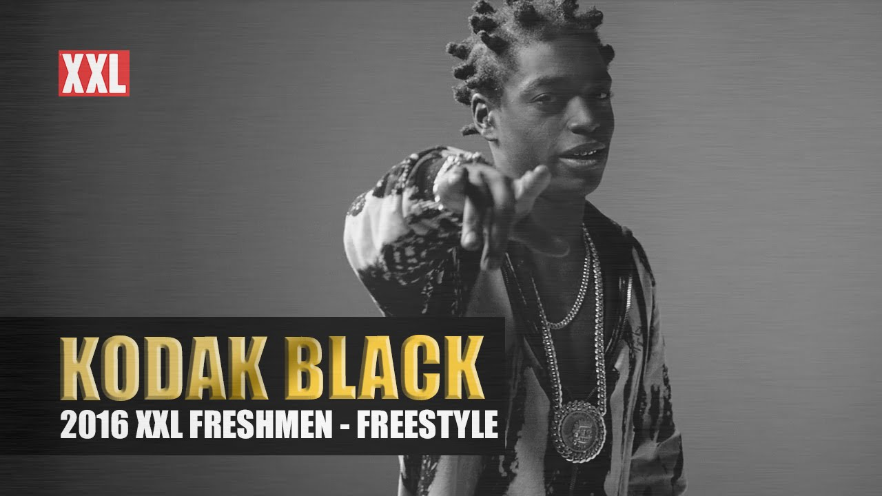 Kodak Black – 'XXL Freshman 2016′ Freestyle (Video)