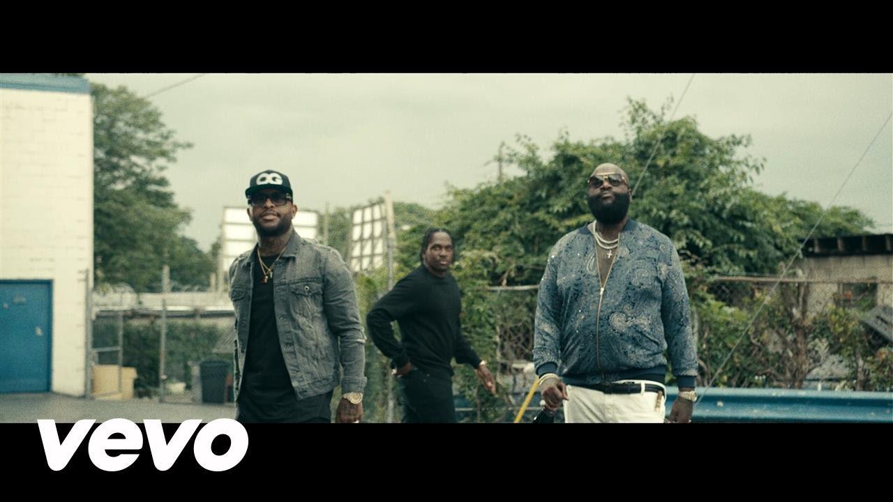 "Royce 5'9″ – ""Layers"" feat. Rick Ross & Pusha T [VIDEO]"
