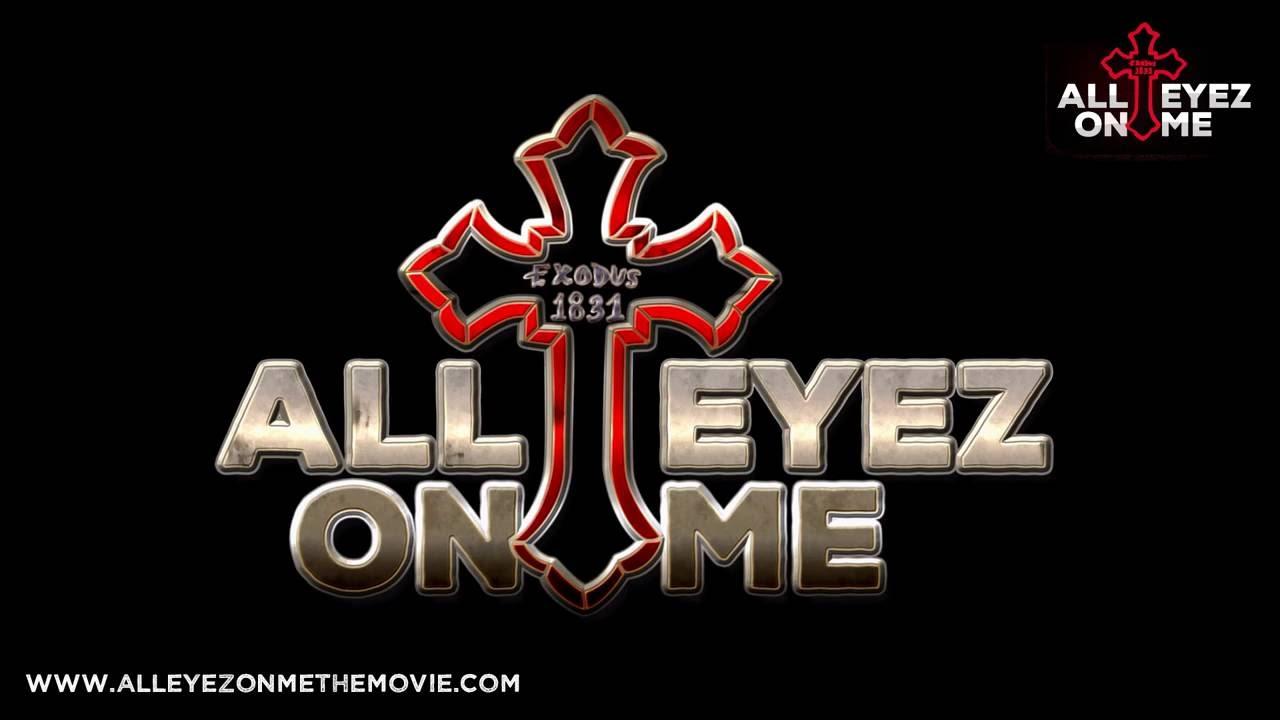 2-Pac 'All Eyez On Me' Biopic Trailer [WATCH]