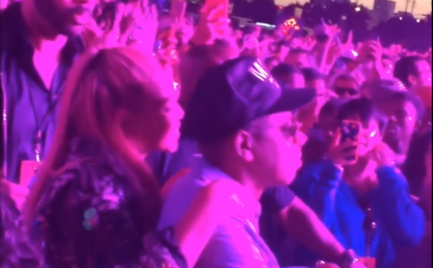 "Chance The Rapper Sings Happy Birthday To ""Auntie"" Bey [WATCH]"