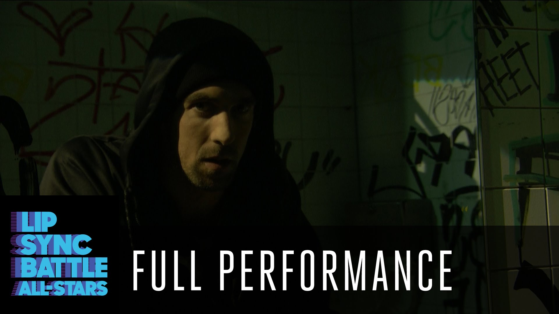 """Michael Phelps Lip-Syncs Eminem's """"Lose Yourself"""" [VIDEO]"""