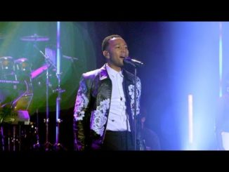 "John Legend Performs ""Love Me Now"" On 'The Ellen Degeneres Show' [VIDEO]"