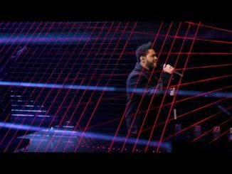 "The Weeknd Performs ""Starboy"" on ""The Ellen DeGeneres Show"" [WATCH]"