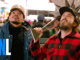 """Chance The Rapper Tries To Decorate Rockefeller Tree in """"SNL"""" Promo [WATCH]"""