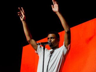 SYDNEY, AUSTRALIA - DECEMBER 09:  Vince Staples performs at Qudos Bank Arena on December 9, 2016 in Sydney, Australia.  (Photo by Seshanka Samarajiwa/WireImage)