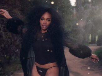 sza-supermodel-video