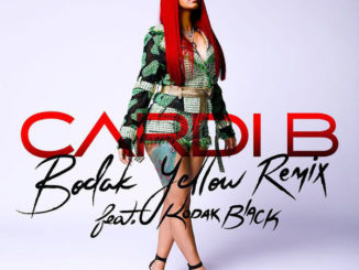 cardi-b-kodak-black-bodak-yellow-remix